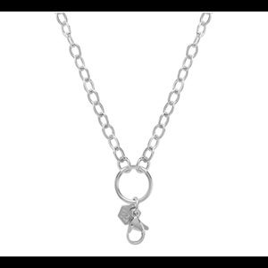 "Brand New Origami Owl 20"" Silver Necklace Chain"